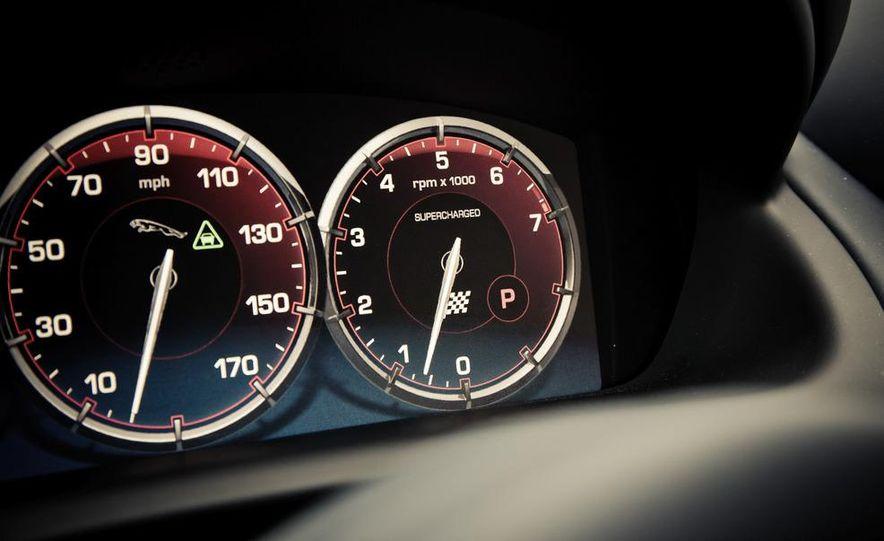 2012 Jaguar XJL Supersport - Slide 29