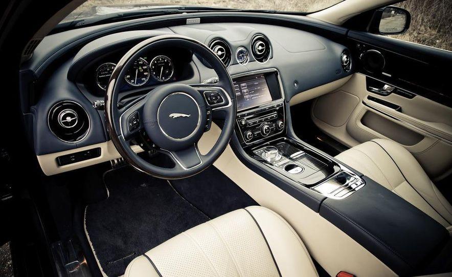 2012 Jaguar XJL Supersport - Slide 15
