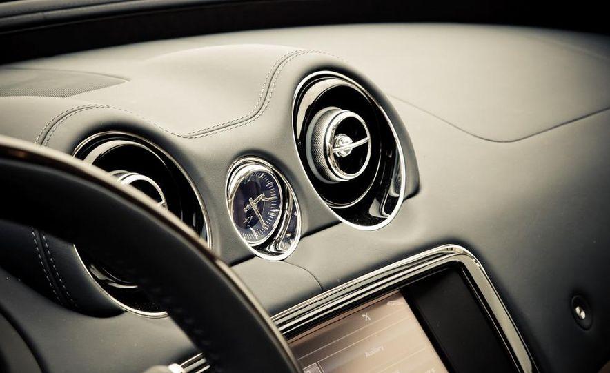 2012 Jaguar XJL Supersport - Slide 26