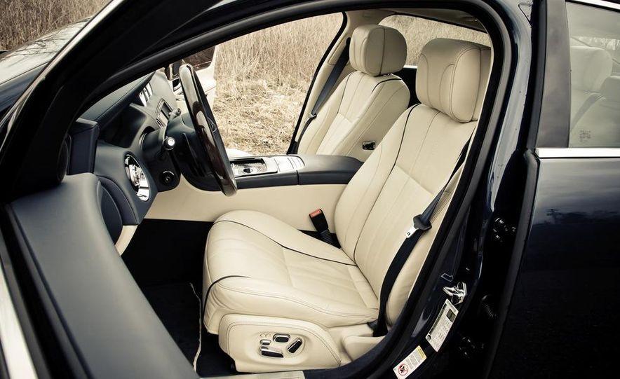 2012 Jaguar XJL Supersport - Slide 19