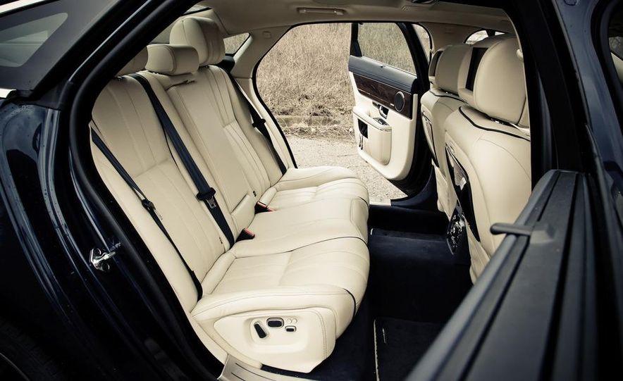 2012 Jaguar XJL Supersport - Slide 20