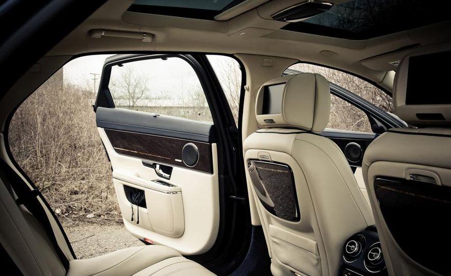 2012 Jaguar XJL Supersport - Slide 21