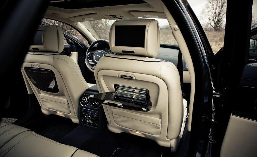 2012 Jaguar XJL Supersport - Slide 22