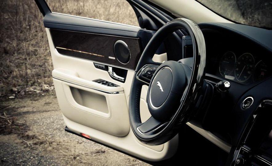 2012 Jaguar XJL Supersport - Slide 23