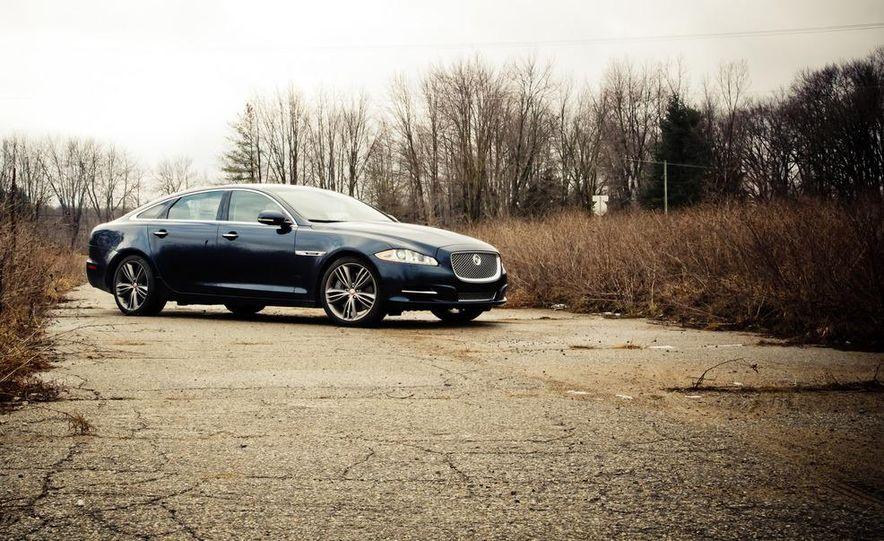 2012 Jaguar XJL Supersport - Slide 4