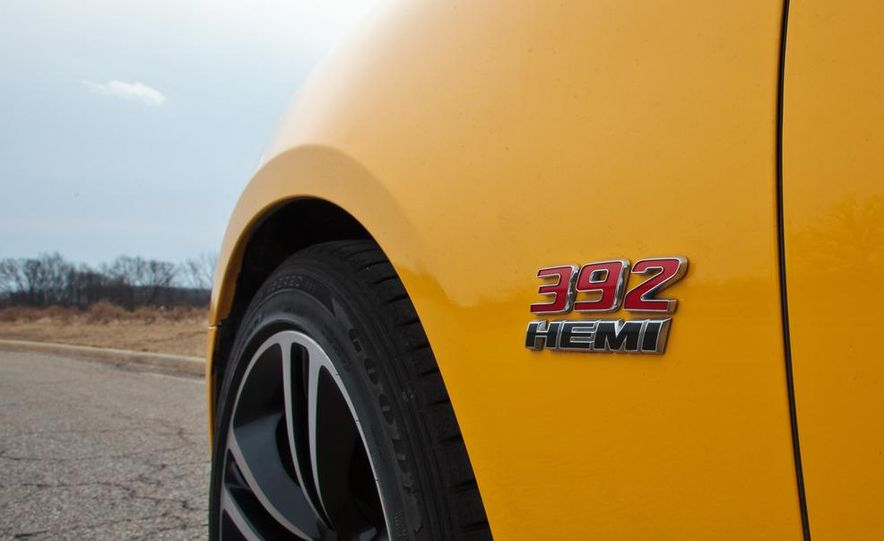 2012 Dodge Charger SRT8 Super Bee - Slide 11