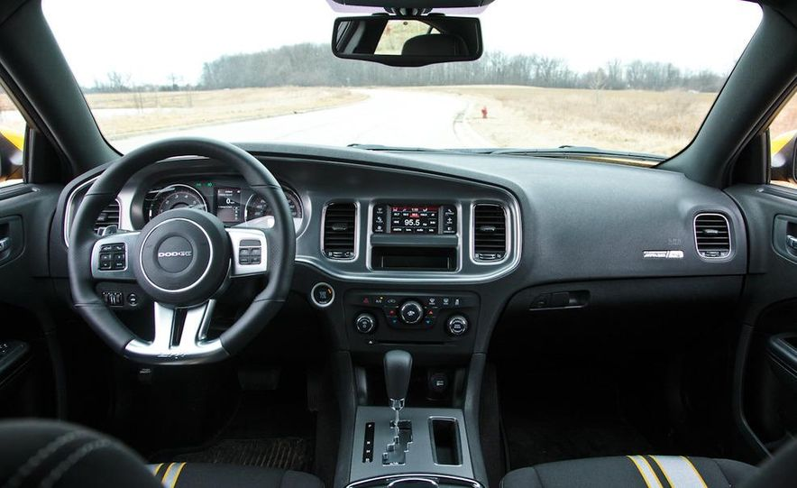 2012 Dodge Charger SRT8 Super Bee - Slide 17