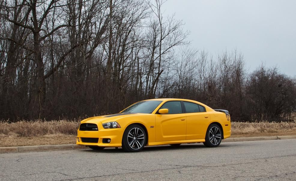 2012 Dodge Charger SRT8 Super Bee  Photo Gallery  Car and Driver