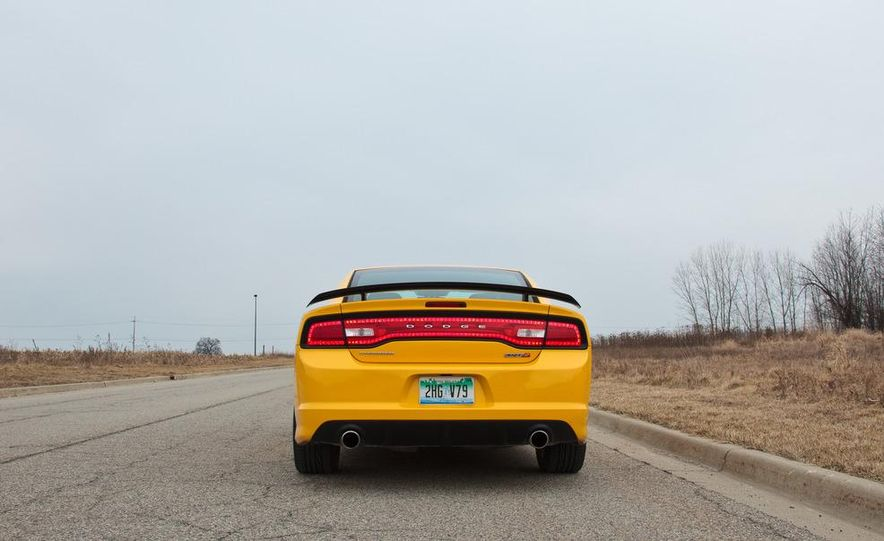 2012 Dodge Charger SRT8 Super Bee - Slide 5