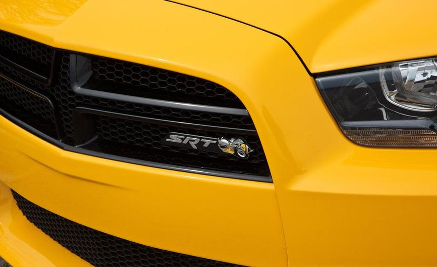 2012 Dodge Charger SRT8 Super Bee - Slide 8
