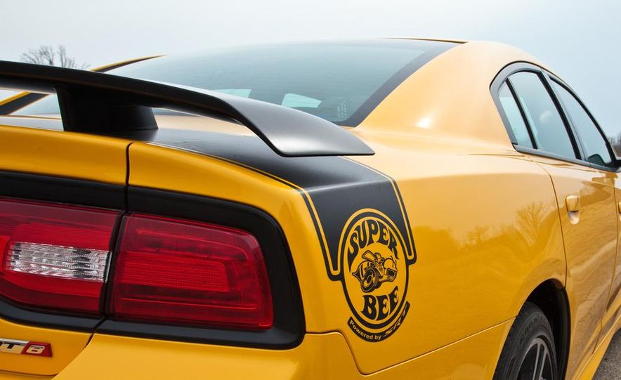 2012 Dodge Charger SRT8 Super Bee - Slide 12
