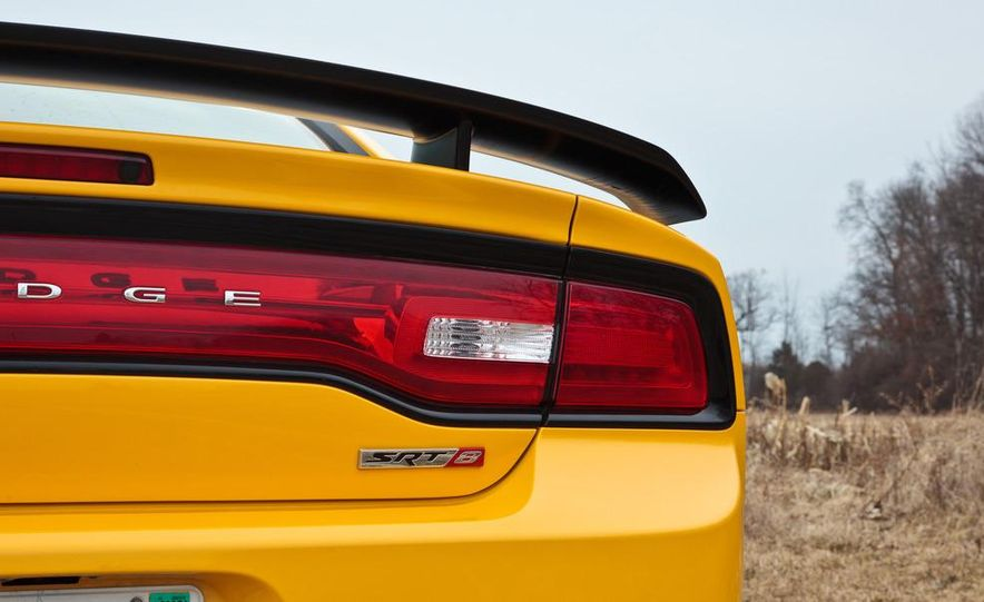 2012 Dodge Charger SRT8 Super Bee - Slide 13
