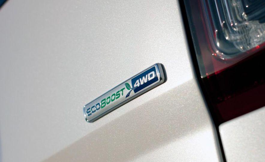2013 Ford Explorer Sport - Slide 28