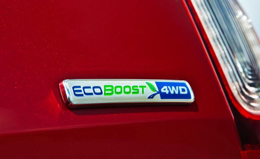 2013 Ford Explorer Sport - Slide 43