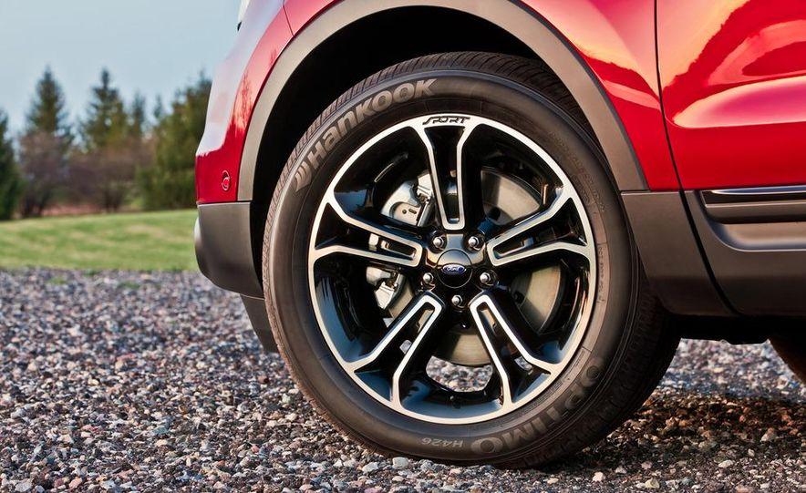 2013 Ford Explorer Sport - Slide 45