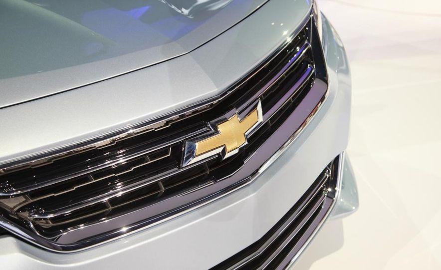 2014 Chevrolet Imapala LTZ - Slide 12