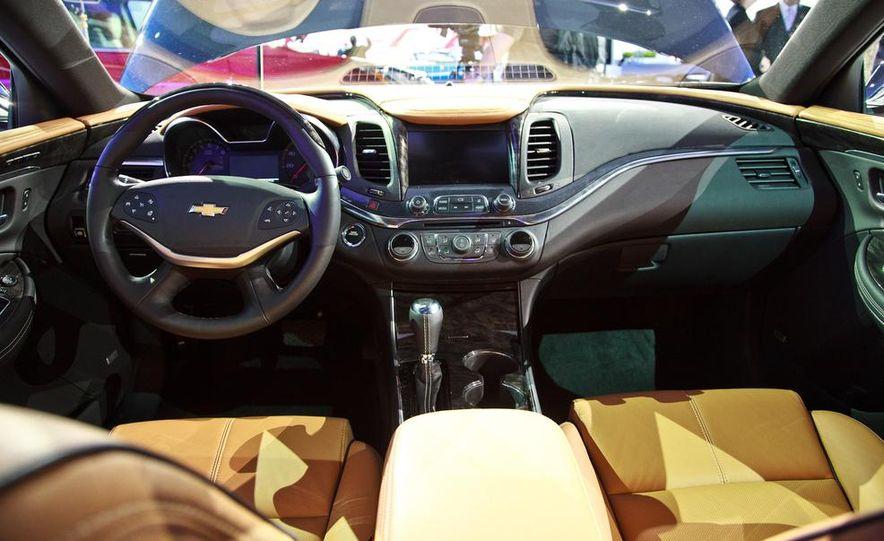 2014 Chevrolet Imapala LTZ - Slide 6