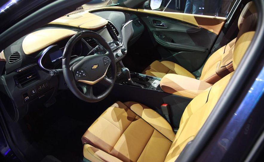 2014 Chevrolet Imapala LTZ - Slide 7