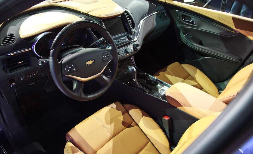 2014 Chevrolet Imapala LTZ - Slide 8