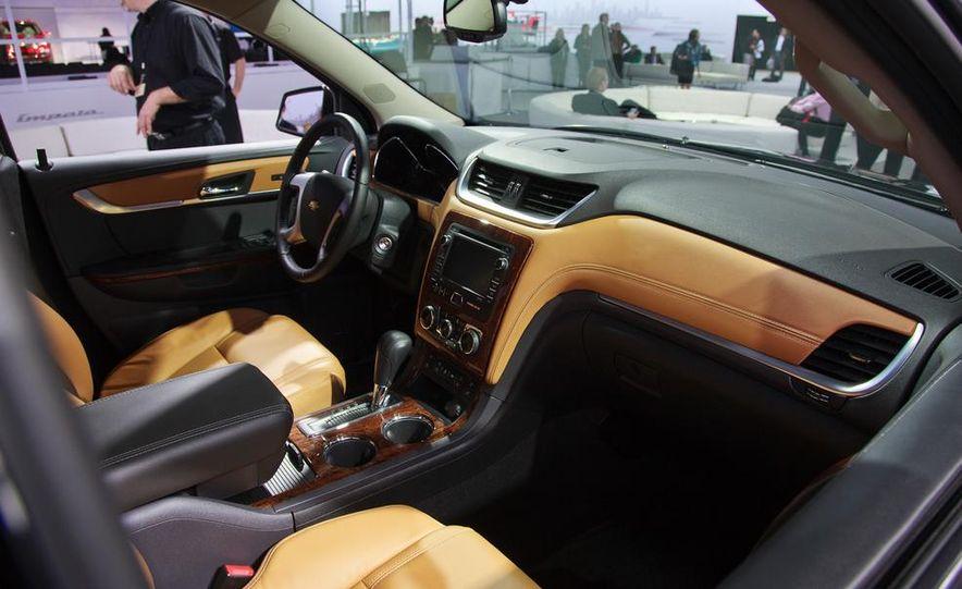 2014 Chevrolet Imapala LTZ - Slide 13