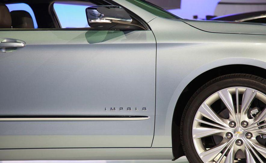 2014 Chevrolet Imapala LTZ - Slide 11
