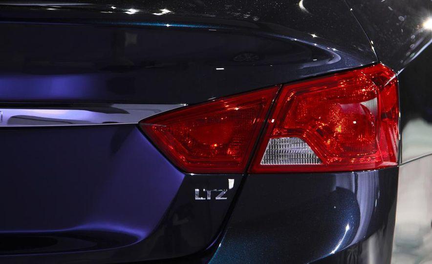 2014 Chevrolet Imapala LTZ - Slide 5