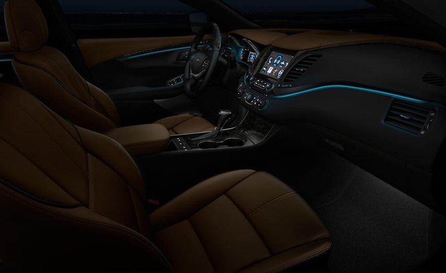 2014 Chevrolet Imapala LTZ - Slide 24