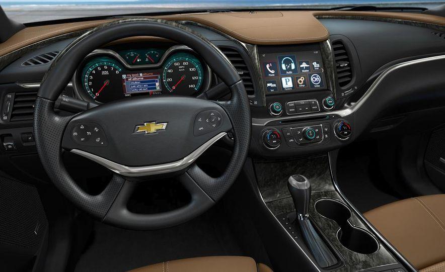 2014 Chevrolet Imapala LTZ - Slide 26