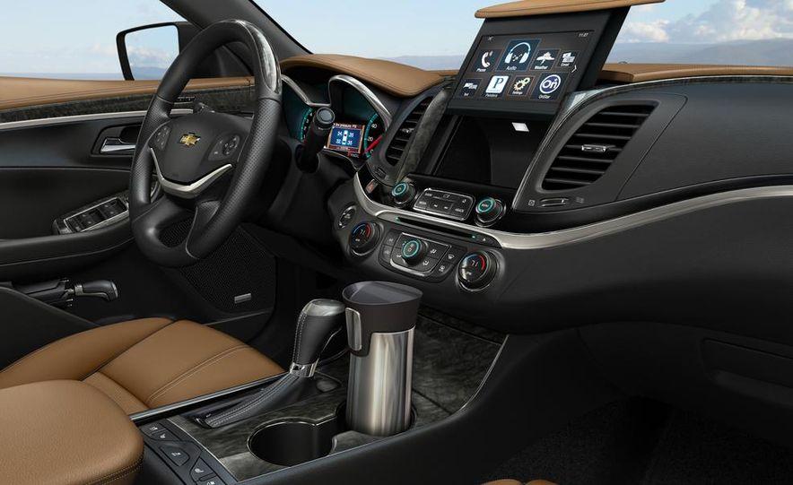 2014 Chevrolet Imapala LTZ - Slide 27