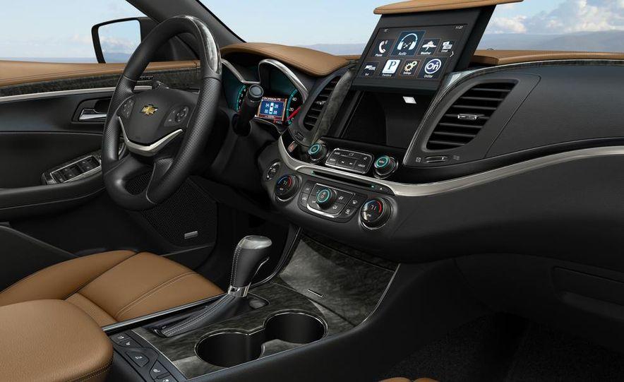 2014 Chevrolet Imapala LTZ - Slide 28