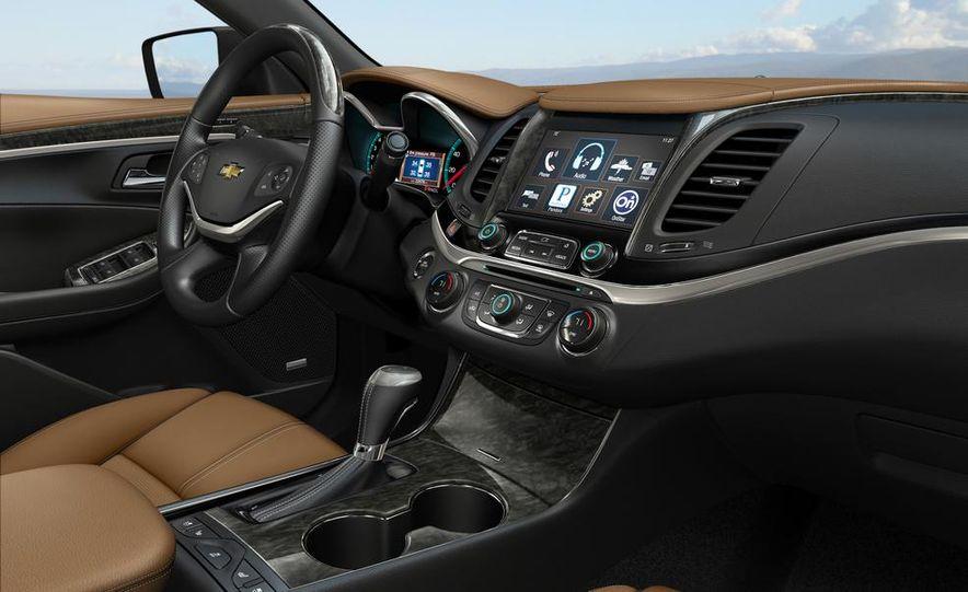 2014 Chevrolet Imapala LTZ - Slide 29
