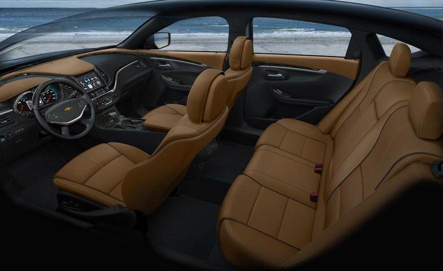 2014 Chevrolet Imapala LTZ - Slide 31