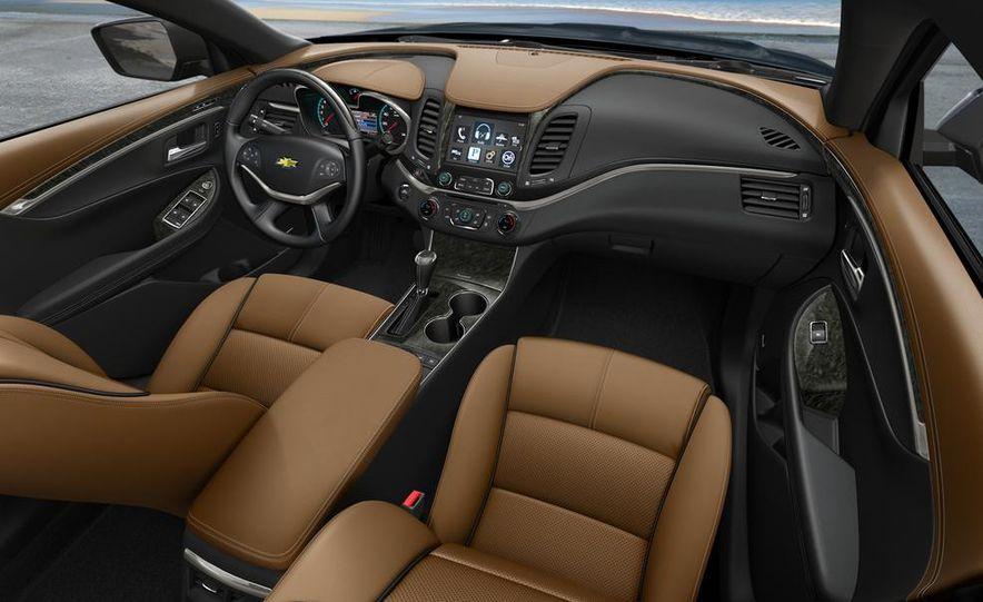 2014 Chevrolet Imapala LTZ - Slide 32