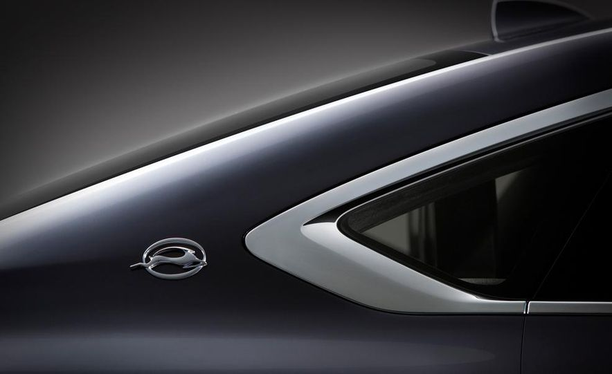 2014 Chevrolet Imapala LTZ - Slide 23