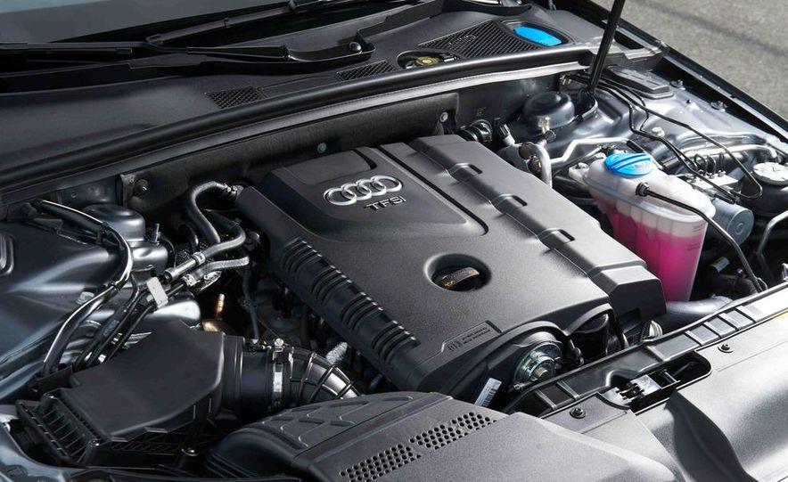 2012 Mercedes-Benz C250 Sport, 2012 Volvo S60 T6 AWD, 2012 Audi A4 2.0T Quattro, 2012 Infiniti G25, and 2012 BMW 328i - Slide 22