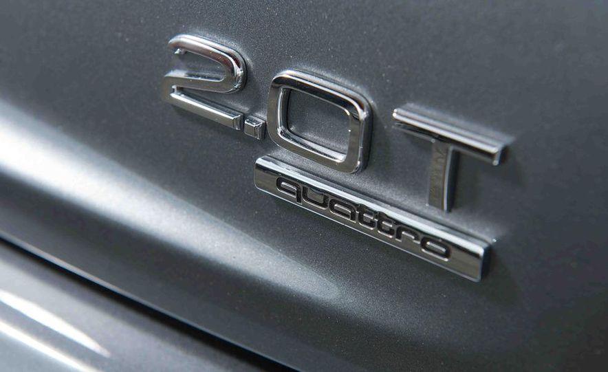 2012 Mercedes-Benz C250 Sport, 2012 Volvo S60 T6 AWD, 2012 Audi A4 2.0T Quattro, 2012 Infiniti G25, and 2012 BMW 328i - Slide 18