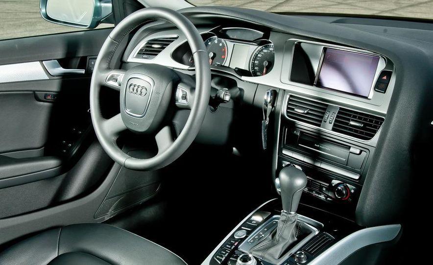 2012 Mercedes-Benz C250 Sport, 2012 Volvo S60 T6 AWD, 2012 Audi A4 2.0T Quattro, 2012 Infiniti G25, and 2012 BMW 328i - Slide 19