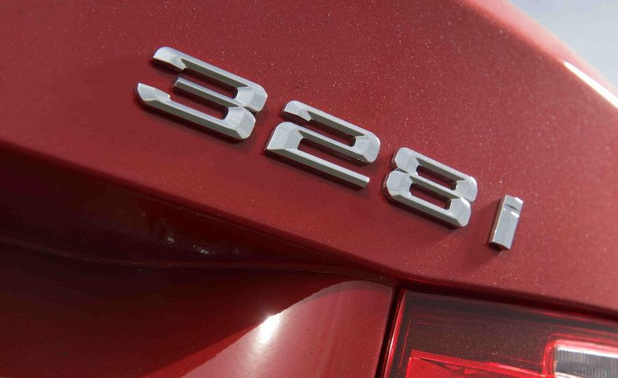 2012 Mercedes-Benz C250 Sport, 2012 Volvo S60 T6 AWD, 2012 Audi A4 2.0T Quattro, 2012 Infiniti G25, and 2012 BMW 328i - Slide 10