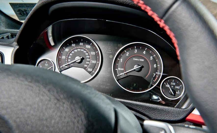 2012 Mercedes-Benz C250 Sport, 2012 Volvo S60 T6 AWD, 2012 Audi A4 2.0T Quattro, 2012 Infiniti G25, and 2012 BMW 328i - Slide 14