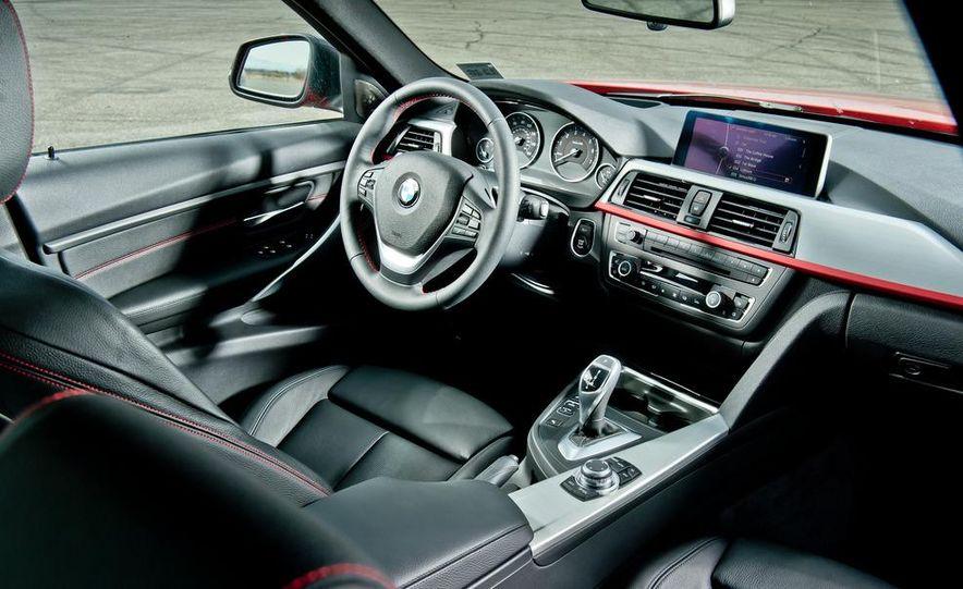 2012 Mercedes-Benz C250 Sport, 2012 Volvo S60 T6 AWD, 2012 Audi A4 2.0T Quattro, 2012 Infiniti G25, and 2012 BMW 328i - Slide 11