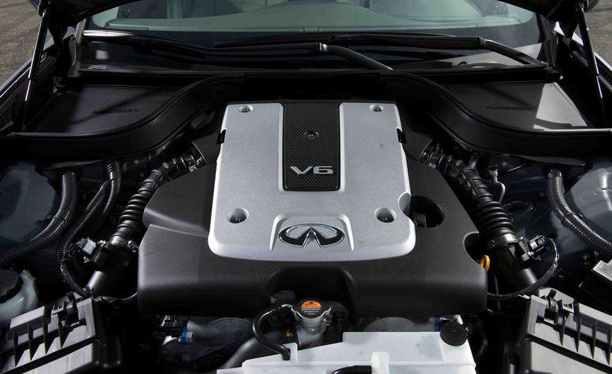 2012 Mercedes-Benz C250 Sport, 2012 Volvo S60 T6 AWD, 2012 Audi A4 2.0T Quattro, 2012 Infiniti G25, and 2012 BMW 328i - Slide 30