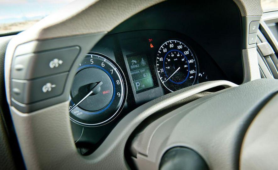 2012 Mercedes-Benz C250 Sport, 2012 Volvo S60 T6 AWD, 2012 Audi A4 2.0T Quattro, 2012 Infiniti G25, and 2012 BMW 328i - Slide 29