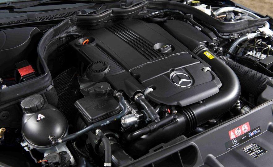 2012 Mercedes-Benz C250 Sport, 2012 Volvo S60 T6 AWD, 2012 Audi A4 2.0T Quattro, 2012 Infiniti G25, and 2012 BMW 328i - Slide 37