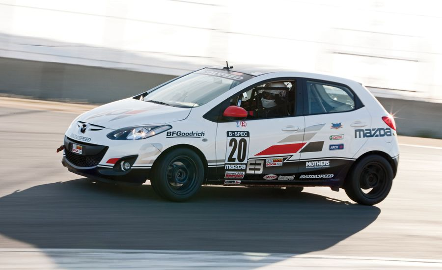 No. 20 Mazdaspeed 2