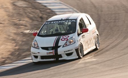 No. 93 Honda Racing Fit