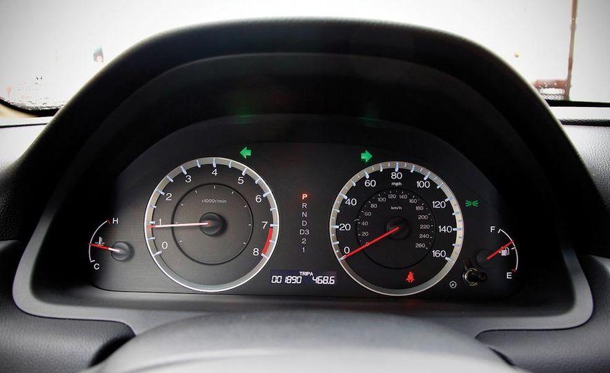 2012 Volkswagen Passat 2.5 SE, 2012 Honda Accord EX-L, 2012 Hyundai Sonata SE, 2012 Toyota SE, 2012 Kia Optima EX, and 2013 Chevrolet Malibu Eco - Slide 24