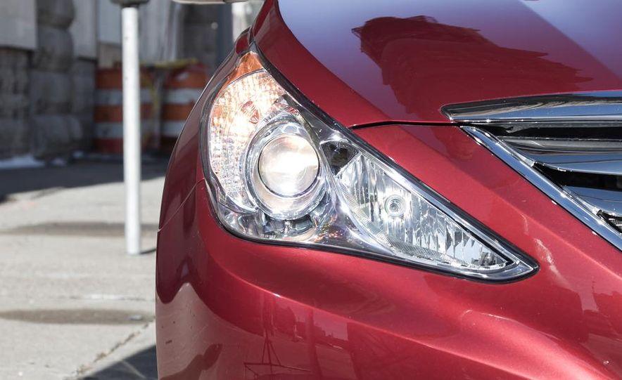 2012 Volkswagen Passat 2.5 SE, 2012 Honda Accord EX-L, 2012 Hyundai Sonata SE, 2012 Toyota SE, 2012 Kia Optima EX, and 2013 Chevrolet Malibu Eco - Slide 48