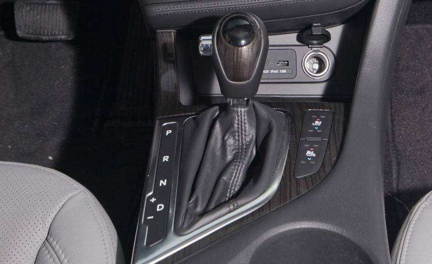 2012 Volkswagen Passat 2.5 SE, 2012 Honda Accord EX-L, 2012 Hyundai Sonata SE, 2012 Toyota SE, 2012 Kia Optima EX, and 2013 Chevrolet Malibu Eco - Slide 40