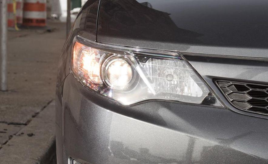 2012 Volkswagen Passat 2.5 SE, 2012 Honda Accord EX-L, 2012 Hyundai Sonata SE, 2012 Toyota SE, 2012 Kia Optima EX, and 2013 Chevrolet Malibu Eco - Slide 58