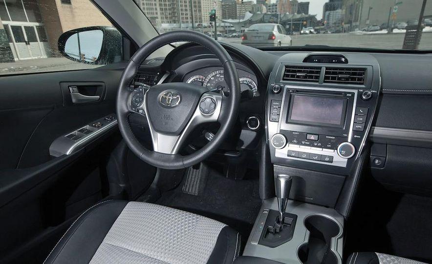 2012 Volkswagen Passat 2.5 SE, 2012 Honda Accord EX-L, 2012 Hyundai Sonata SE, 2012 Toyota SE, 2012 Kia Optima EX, and 2013 Chevrolet Malibu Eco - Slide 60